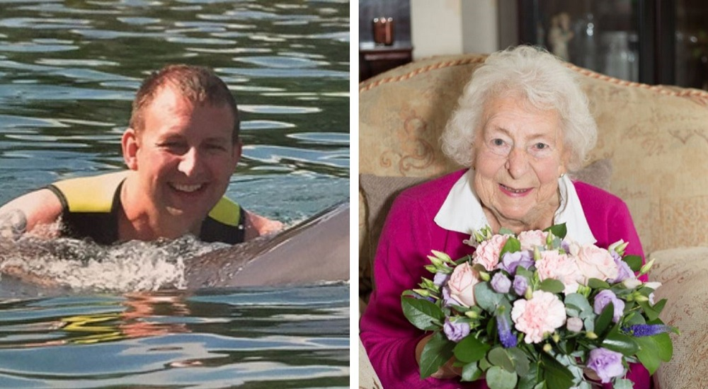 Driver in court over causing death of police officer and pensioner
