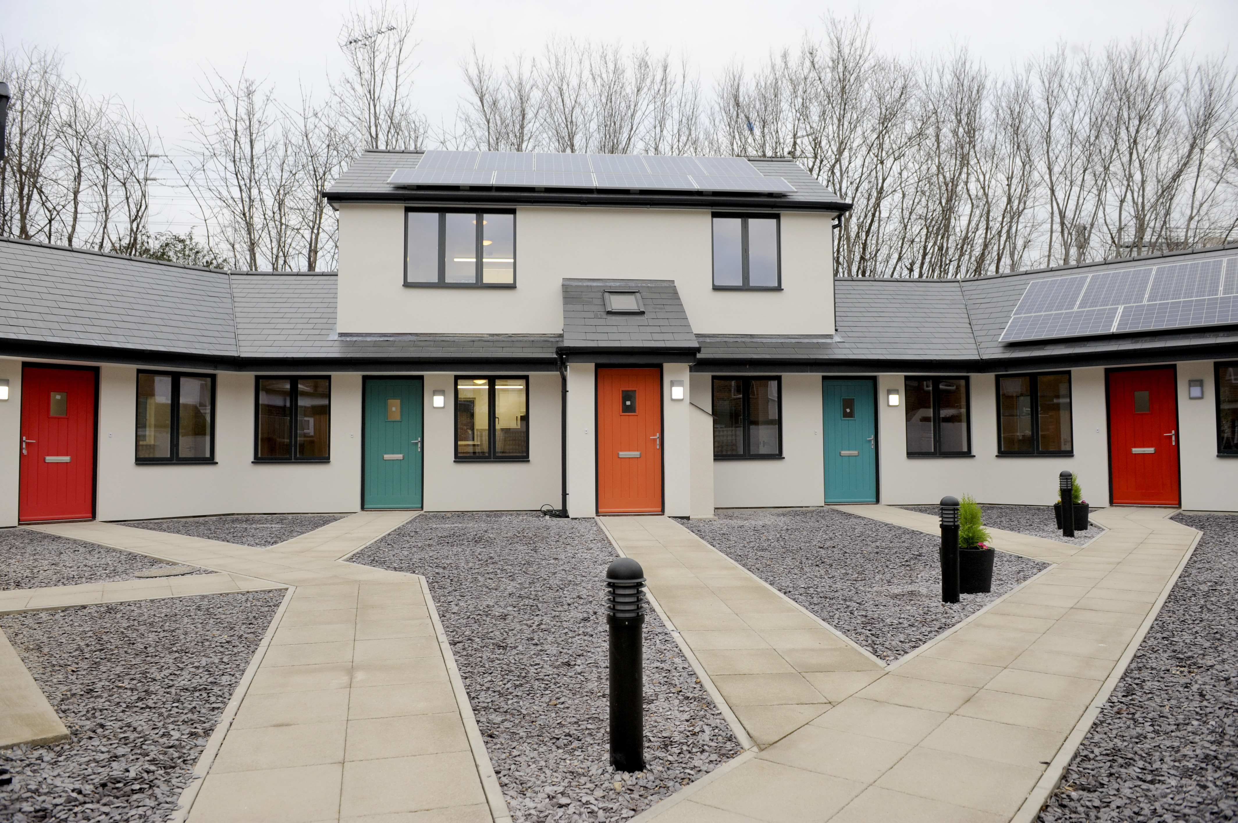 Reading charity's big build to help solve town's housing shortage