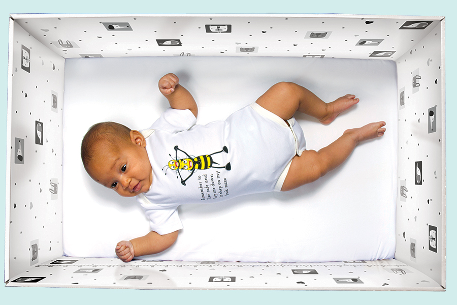suchen das beste große Auswahl How to get Lidl's free baby box for new parents | getreading