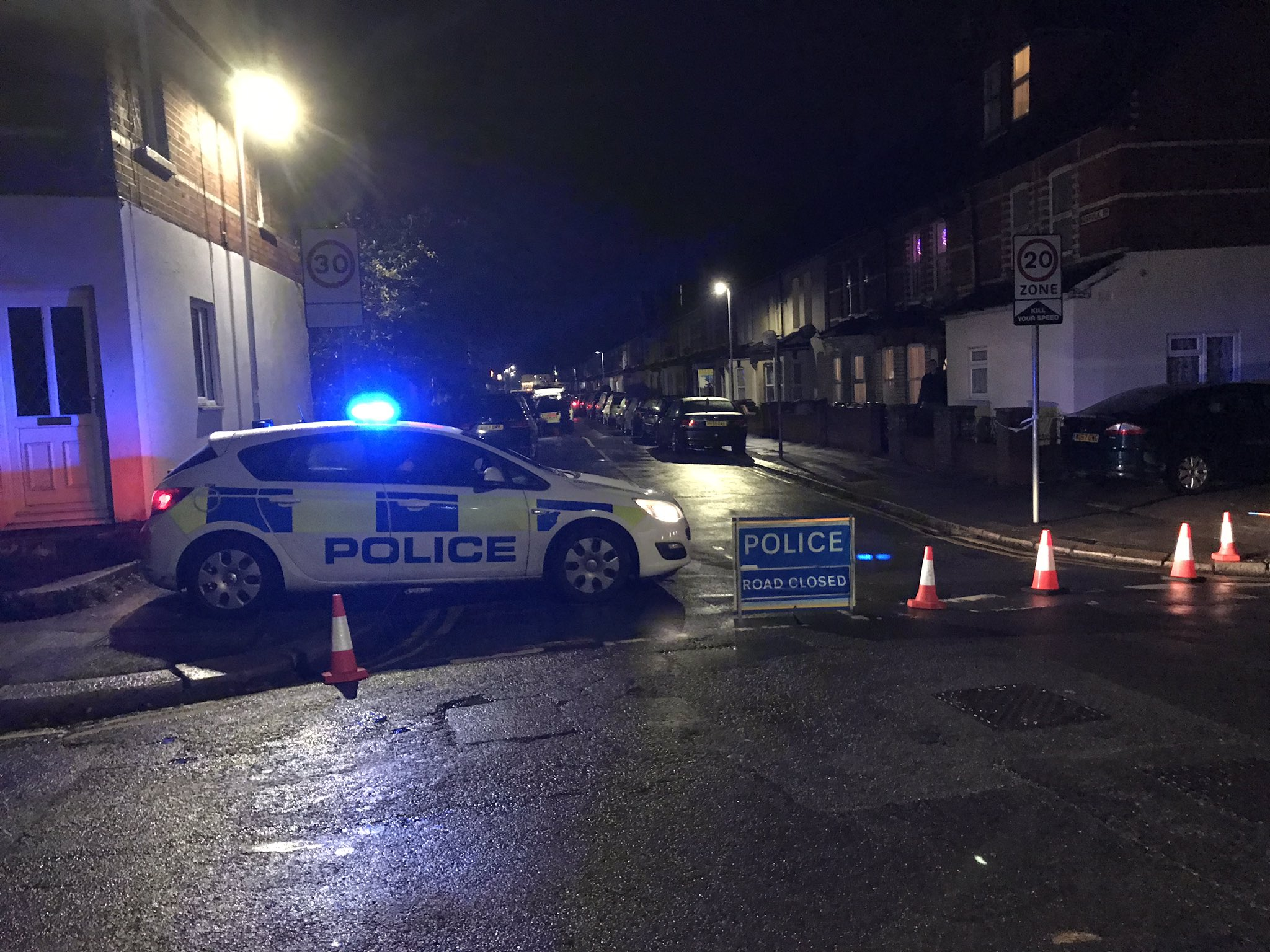 Police investigating Reading shooting make two further arrests