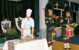 Haggis-and-drummer-