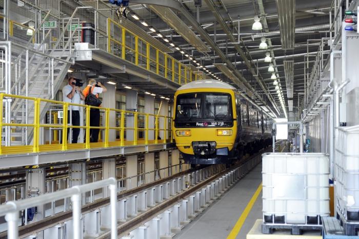 Health Secretary urged to intervene over train depot nuisance