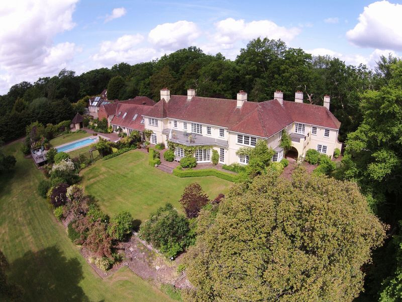 10-Most-Expensive-Homes-Being-Sold-in-The-South-West-in-March-2019-castle-hill-lane