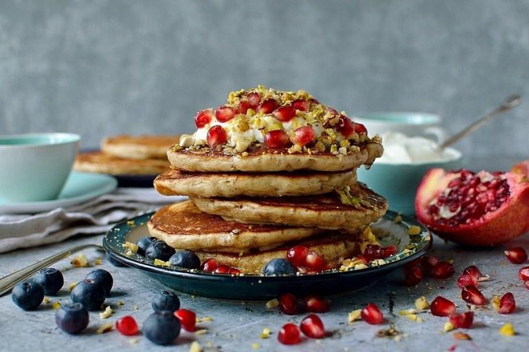 Baklava-Pancakes