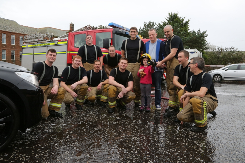 Local Car Wash >> Make A Splash At Your Local Fire Station With This Charity