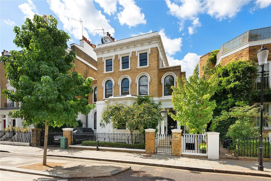 The-10-Most-Expensive-Homes-Being-Sold-in-London-this-month-clarendon-road