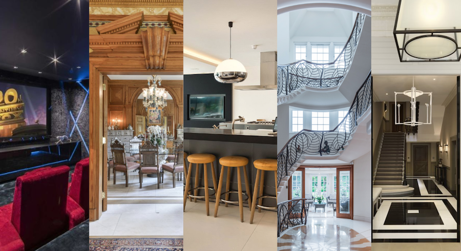 The 10 Most Expensive Homes Being Sold In London This Month Inyourarea