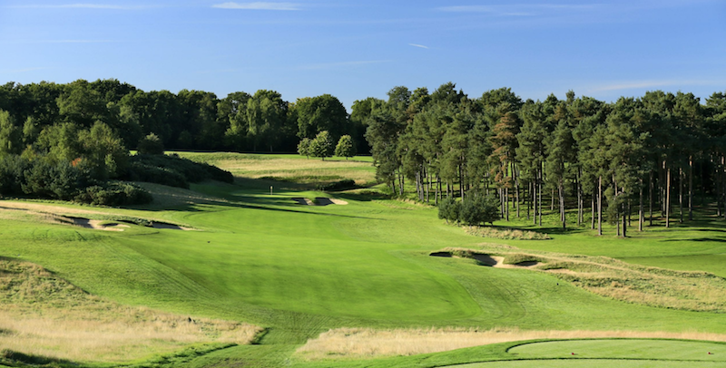 10-Best-Golf-Courses-in-Berkshire-2019-Bearwood-lakes