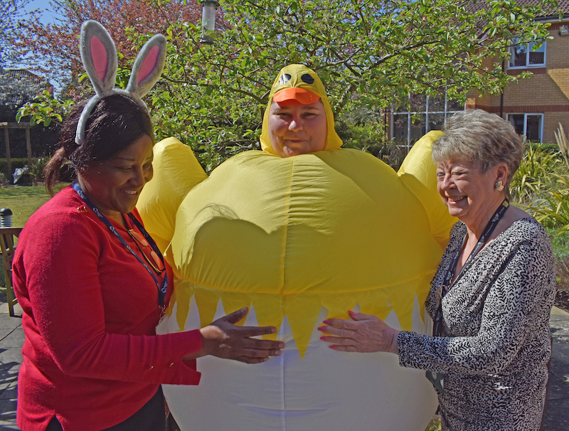 A-barrel-of-laughs-at-Mountbatten-Lodge-s-Easter-fair-4