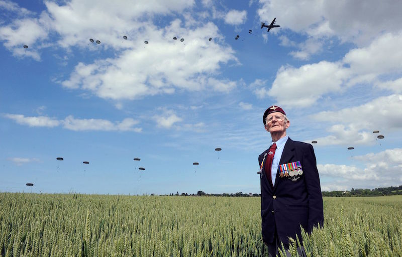 75th-D-Day-Anniversary-Fundraising-Parachute-Jumps-1