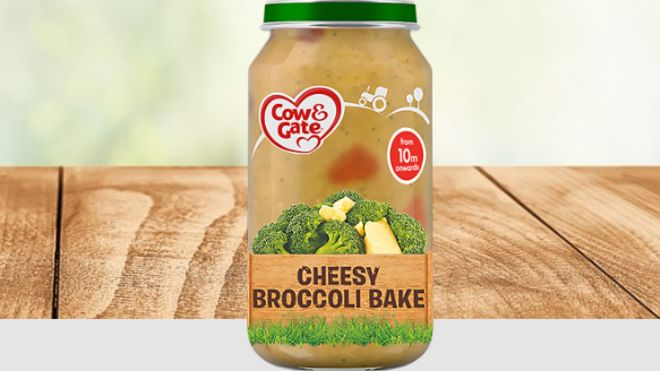 Cow---Gate-recall-baby-food-after-rubber-glove-pieces-found-in-Cheesy-Broccoli-Bake--2