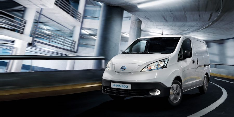 Best-Work-Vans-to-Buy-in-2019-tomo-New-Nissan-e-NV200