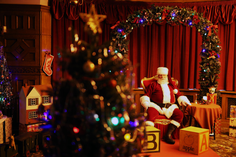A-touch-of-time-travel-magic-at-this-year-s-Christmas-grotto-in-Bletchley-Park