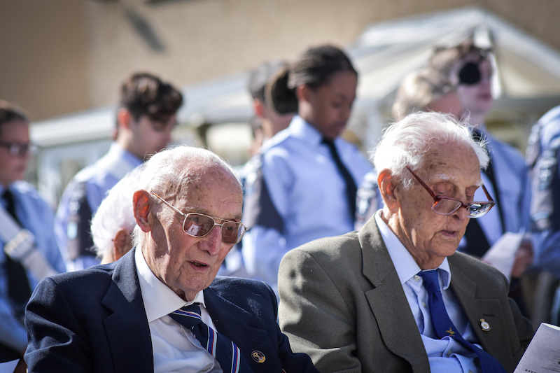 Air-Cadets-and-RAF-Veterans-mark-Battle-of-Britain-Day-in-Bristol-2