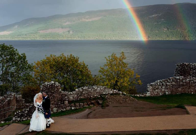 Magical-memories-at-Urquhart-Castle-for-its-last-ever-wedded-couple2