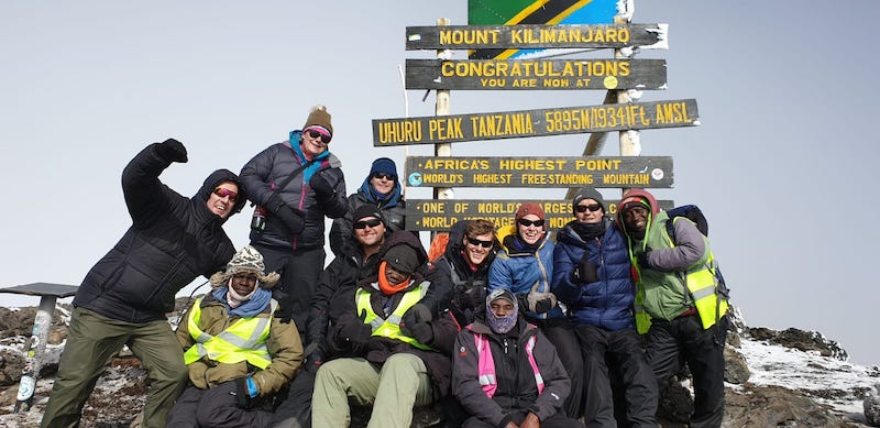London-duo-climb-Kilimanjaro-and-raise-thousands-for-British-Heart-Foundation-2