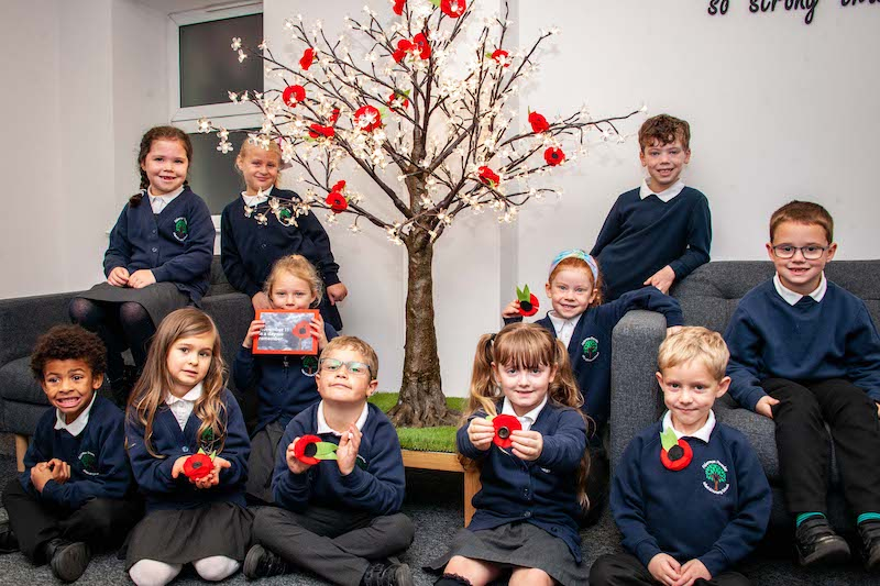 Spectacular-poppy-display-by-primary-schoolers-in-Nottingham-2