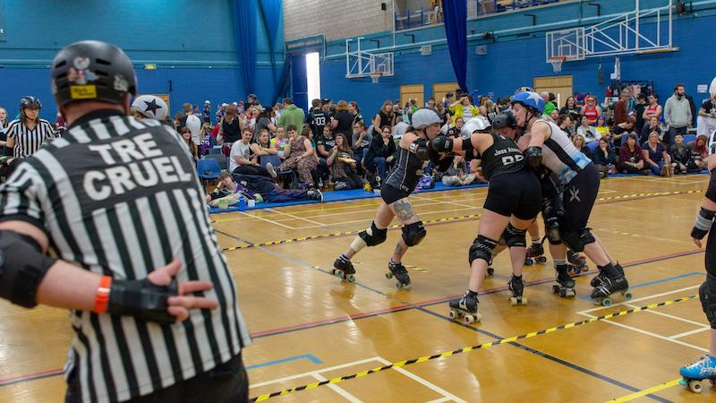 Action-packed-weekend-for-Roller-Derby-fans-in-Northampton-1