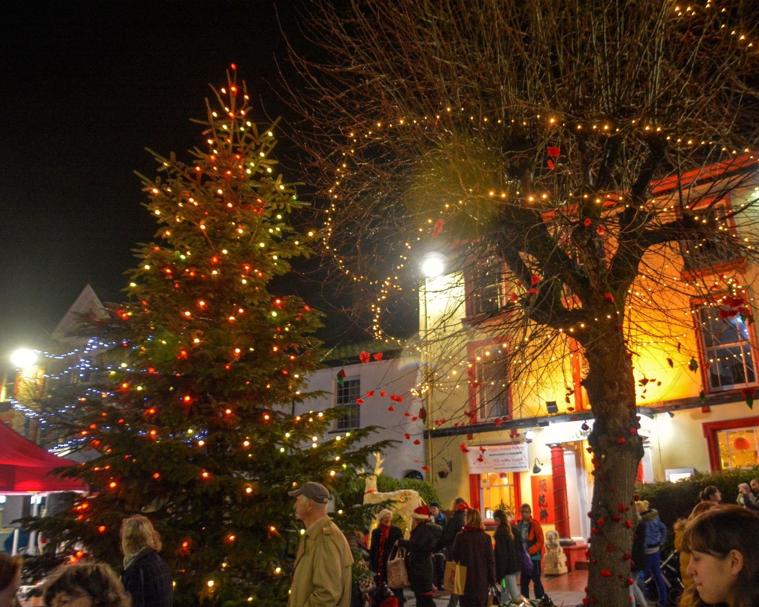 Christmas In Cullompton To Go Ahead But Your Ideas Are Needed Inyourarea Community