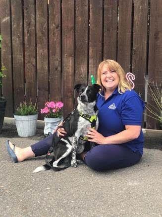 Reading animal rescue centre receive £1,000 donation