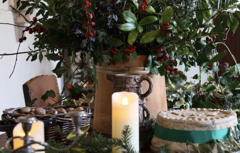 Enjoy Christmas at The Bishop's Palace this December | InYourArea Community