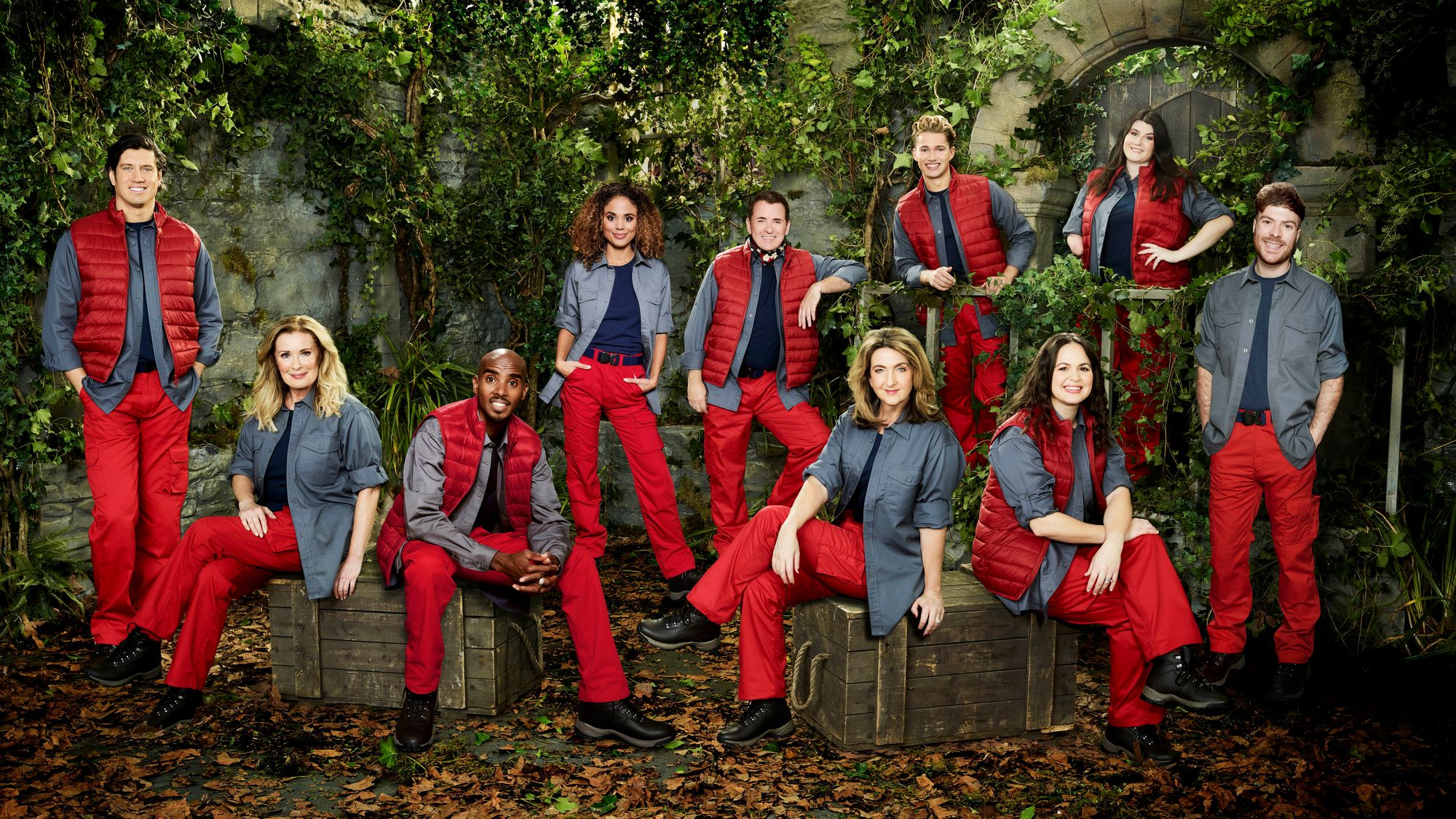 I'm A Celebrity 2020 launches with a peak of 12 million viewers