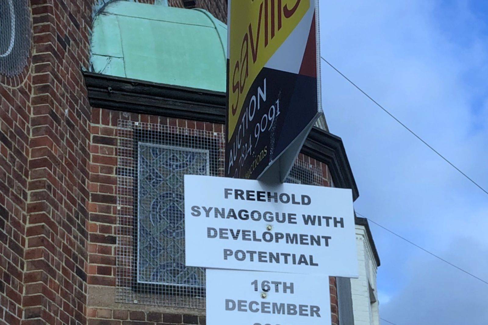 Margate community comes together to try and buy back historic synagogue