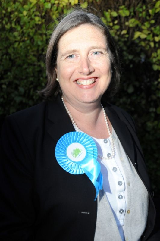 Councillor Clare Curran, county councillor for Bookham and Fetcham West. Image: Jake Darling.