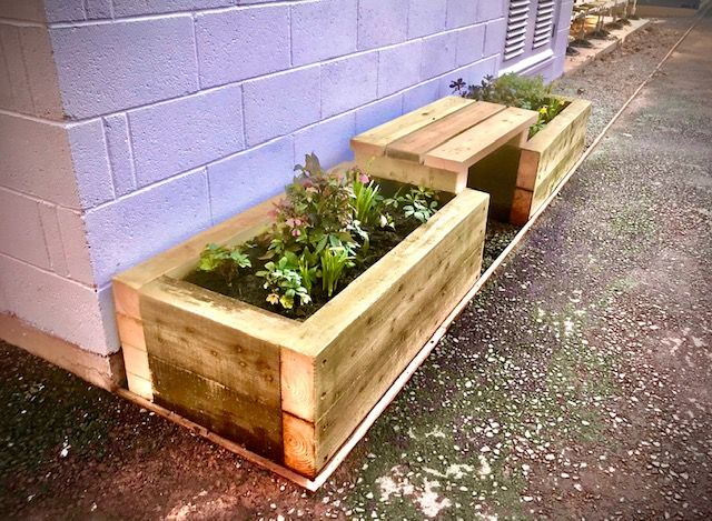 - NHS4 - New outdoor space at Nightingale Hospital in Exeter