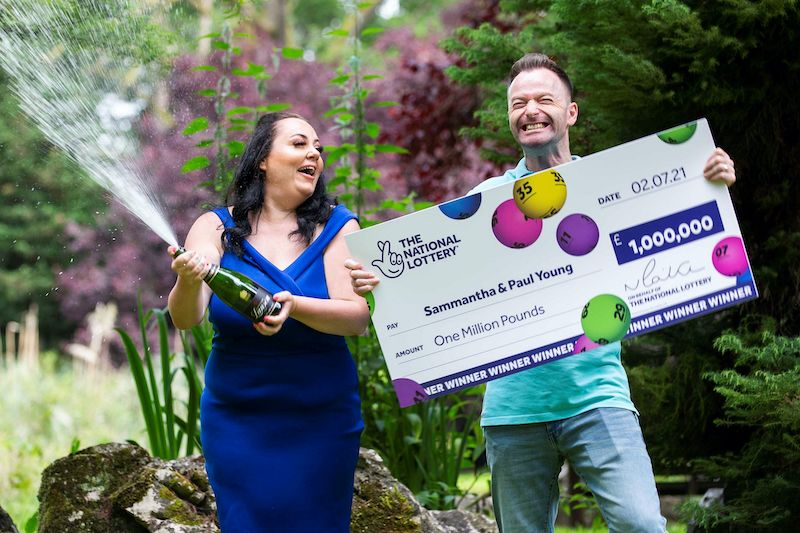 UK lottery ticket holder bags over £18m in EuroMillions draw - In Your Area