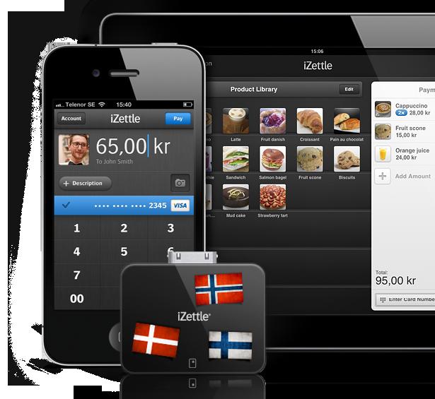 Nordic iZettle App