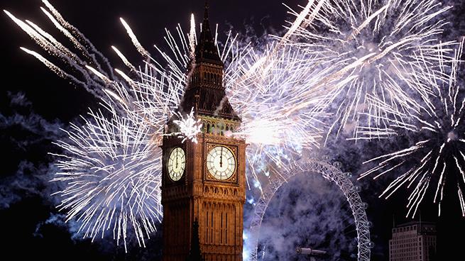 London Celebrations
