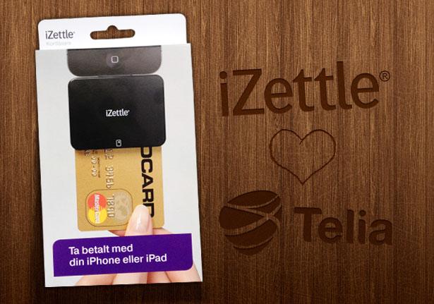 iZettle + Telia