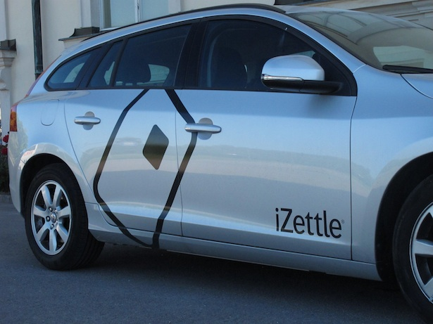 The iZettle Car