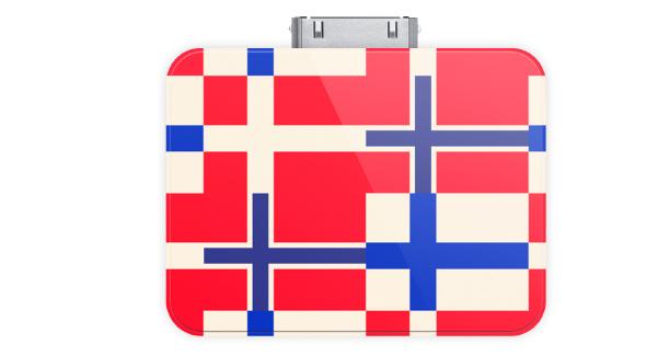 Nordic card reader