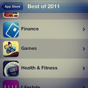 iZettle is Finance App of the Year
