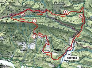 Mapa i perfil