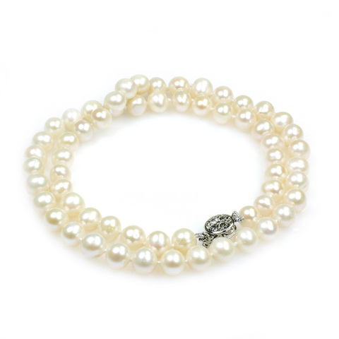 Katie Princess pearl necklace