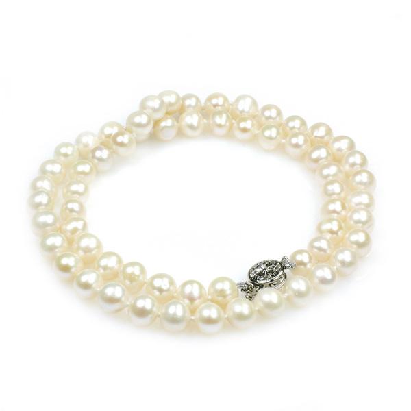 Katie Princess Pearl Necklace