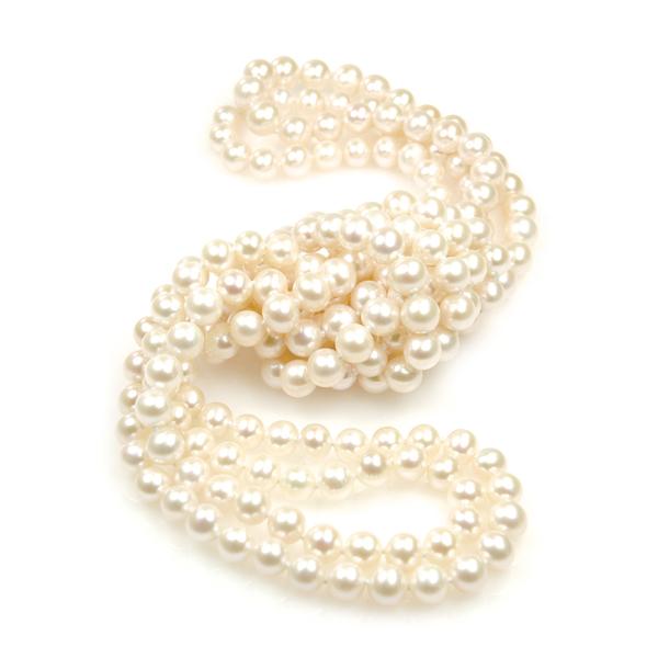 Paris 1920 long pearl rope