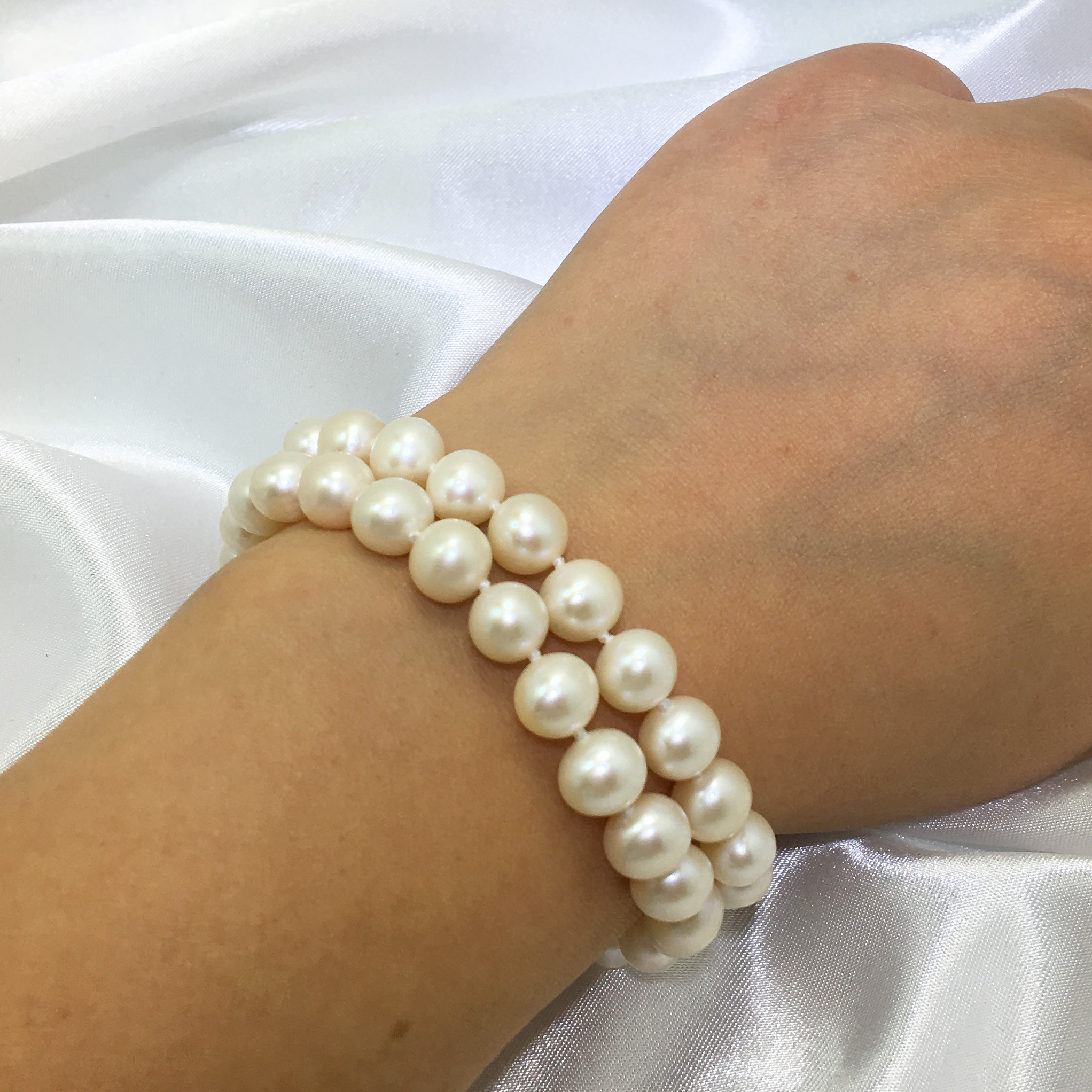 kiel patrick infinity forever usa bracelet pearl products made anchor james in the