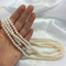 Paris 1920 with A+ pearls - long pearl rope by Jacqueline Shaw London