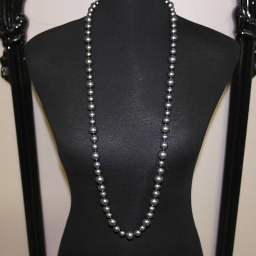 Glass Pearl Necklaces
