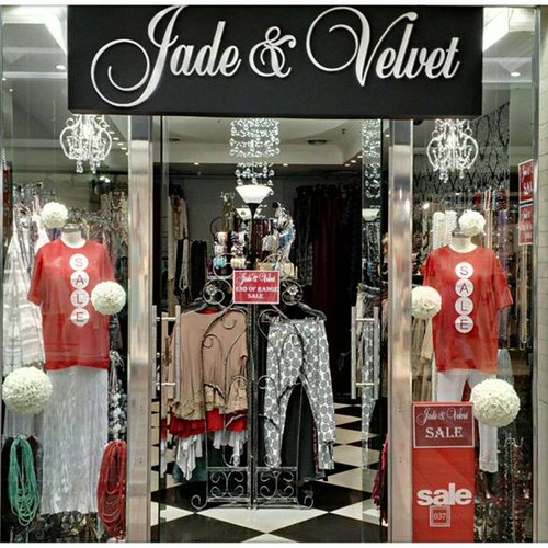 Jade & Velvet: End of range summer sale now on! Limited period only.