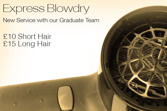 Express Blowdry