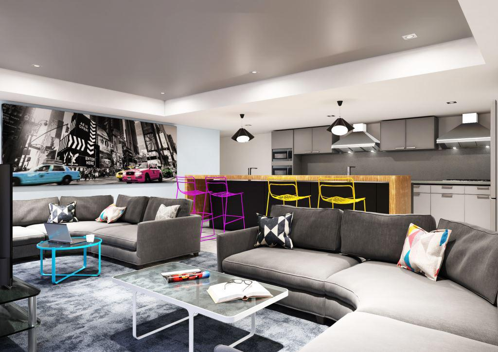 Student accommodation Liverpool new build