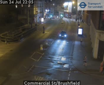 Commercial Street / Brushfield traffic camera.