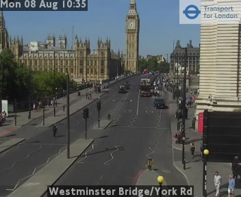 Webcam Londra: Webcam Big Ben