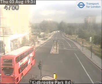 Kidbrooke Park Road traffic camera.