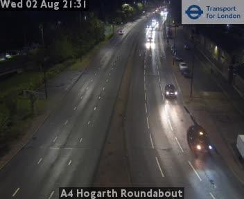 A4 Hogarth Roundabout